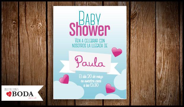 Invitaciones Para Baby Shower Invitaciones Boda Gratis